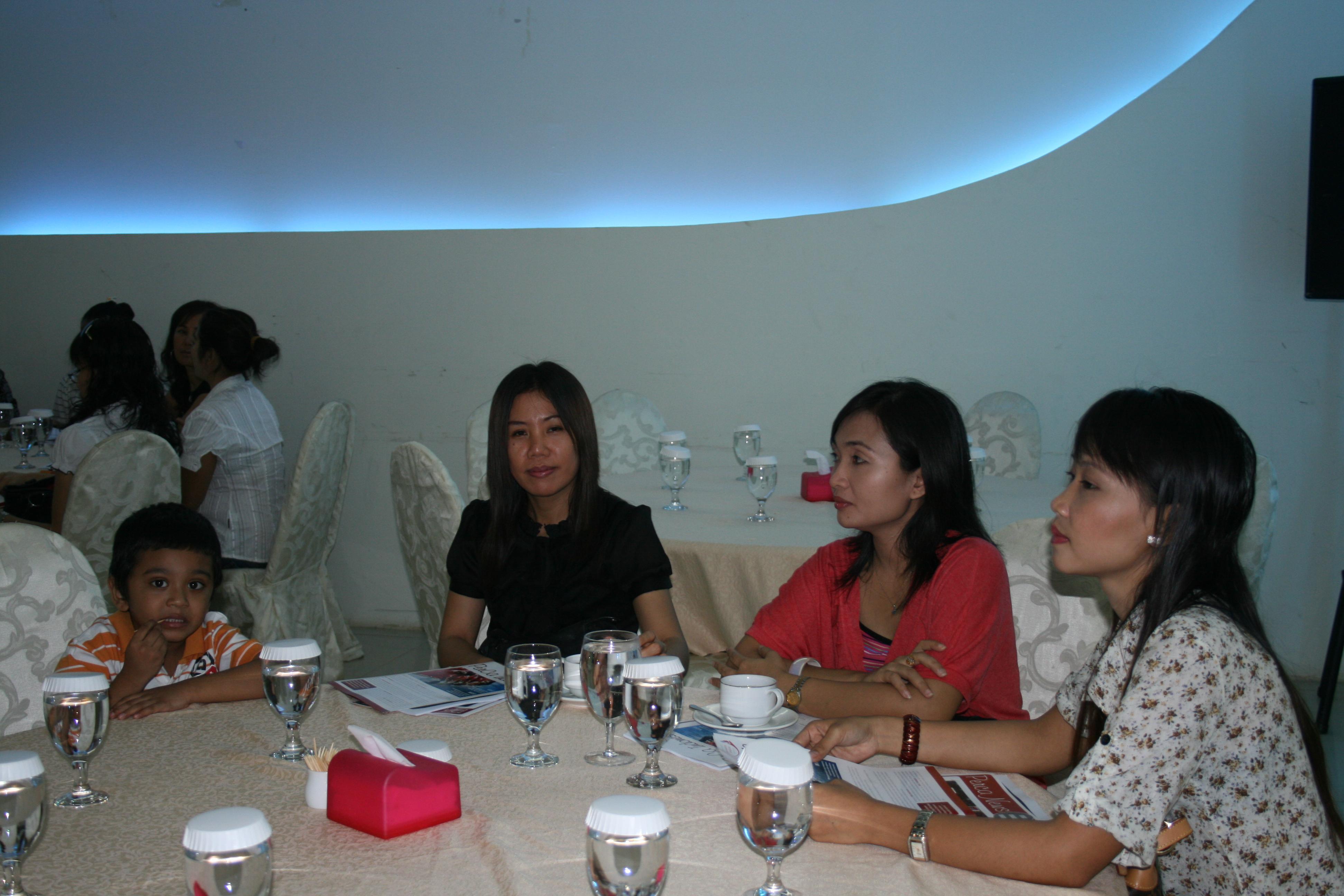 Organisasi Perkawinan Campuran Indonesia  ROADSHOW LINGKAR DISKUSI