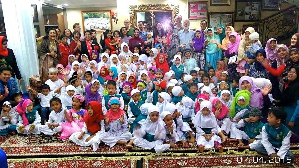 PerCa Ramadhan Berbagi - RBMR