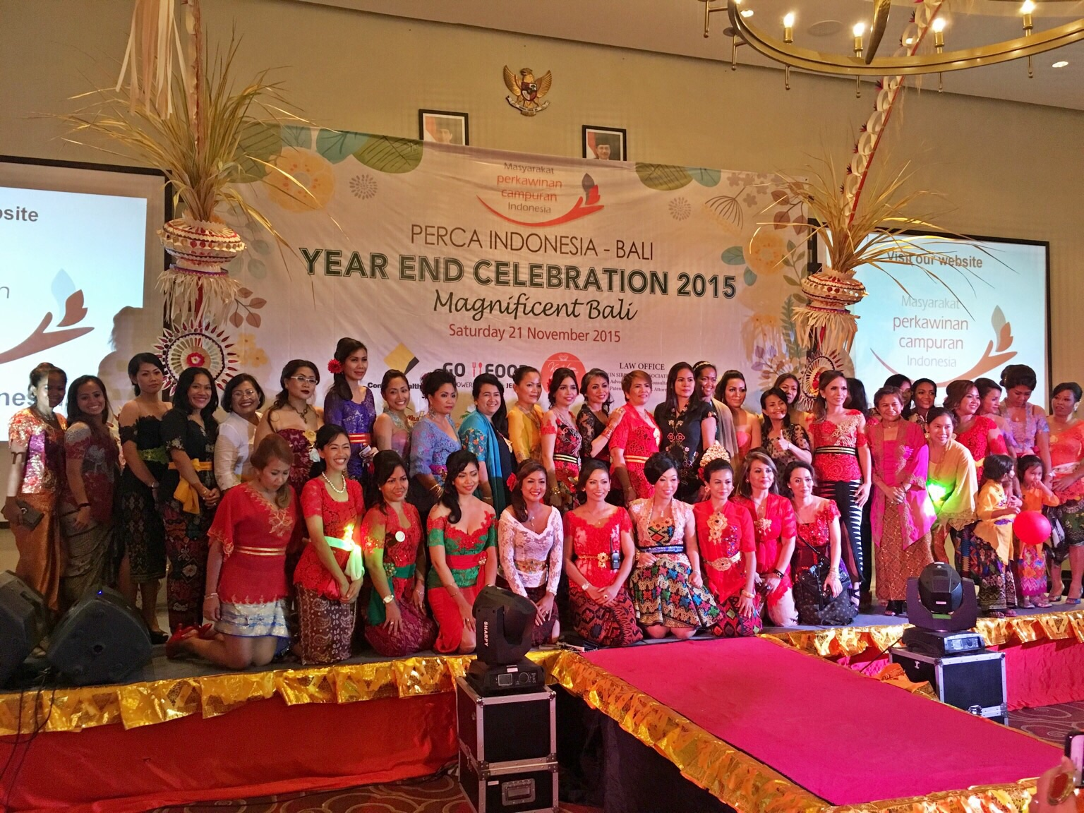 Year End Celebration - PerCa Bali
