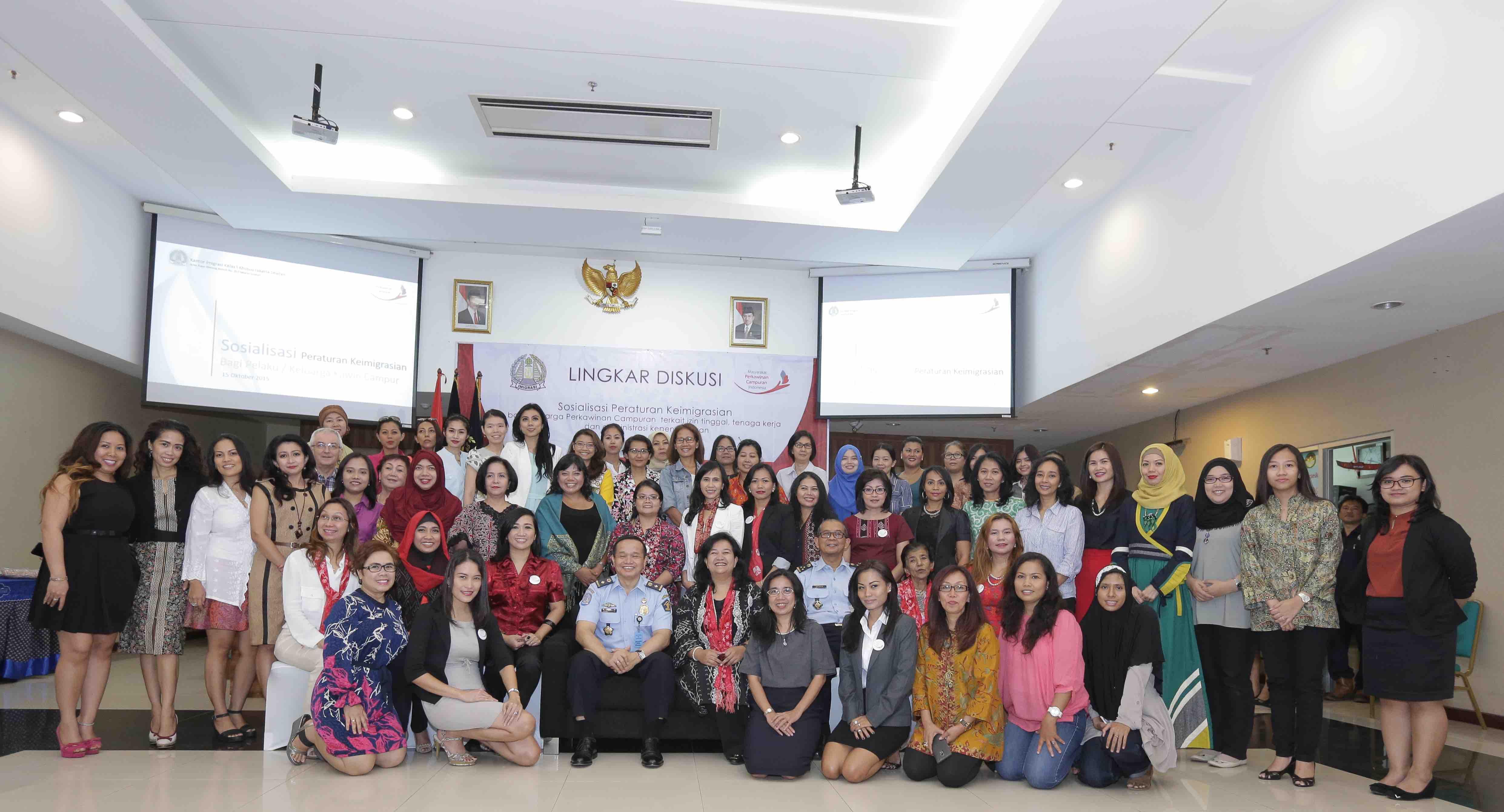 Lingkar Diskusi Peraturan Keimigrasian, 15 Oktober 2015